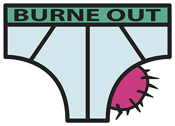 sticker-burne-out