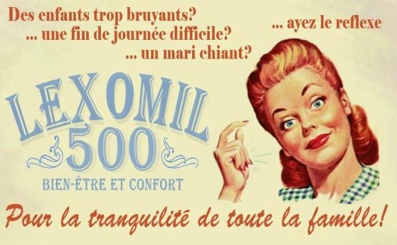 LEXOMIL 500